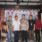 Foto bersama usai sosialisasi di hotel Lawaka ampana